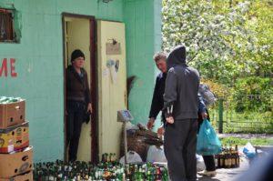 В Запорожье запретили работу пунктов вторсырья в вечернее и ночное время
