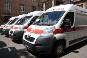 В Запорожье закупят новые автомобили скорой помощи дороже на 22%, чем в Киеве