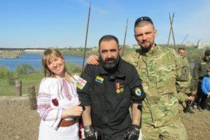В Запорожье простятся с грузинским бойцом «Гюрзой», погибшим в АТО