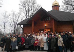 В Запорожье открыли новый храм - ФОТО