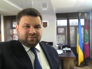 Запорожский прокурор Роман Мазурик опроверг информацию о своем увольнении
