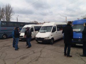 В Запорожской области выявляют нелегальных перевозчиков - ФОТО