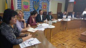 Депутати обласної ради обговорили можливість передачі в комунальну власність 32 ПТЗ