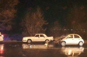 В Запорожской области легковушка влетела в грузовик: есть пострадавшая - ФОТО