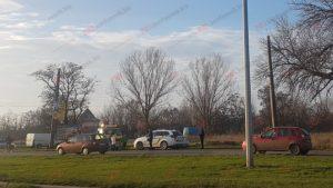 ДТП в Запорожской области: женщина-водитель уснула за рулем - ФОТО, ВИДЕО