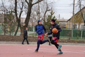 В Запорожье открыли очередной многофункциональный стадион - ФОТО