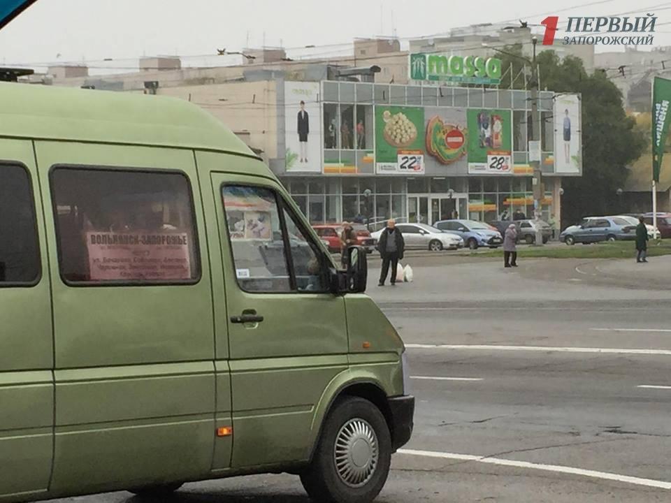 В Запорожской области курсируют маршрутки, которые не выигрывали конкурс - ФОТО, ВИДЕО