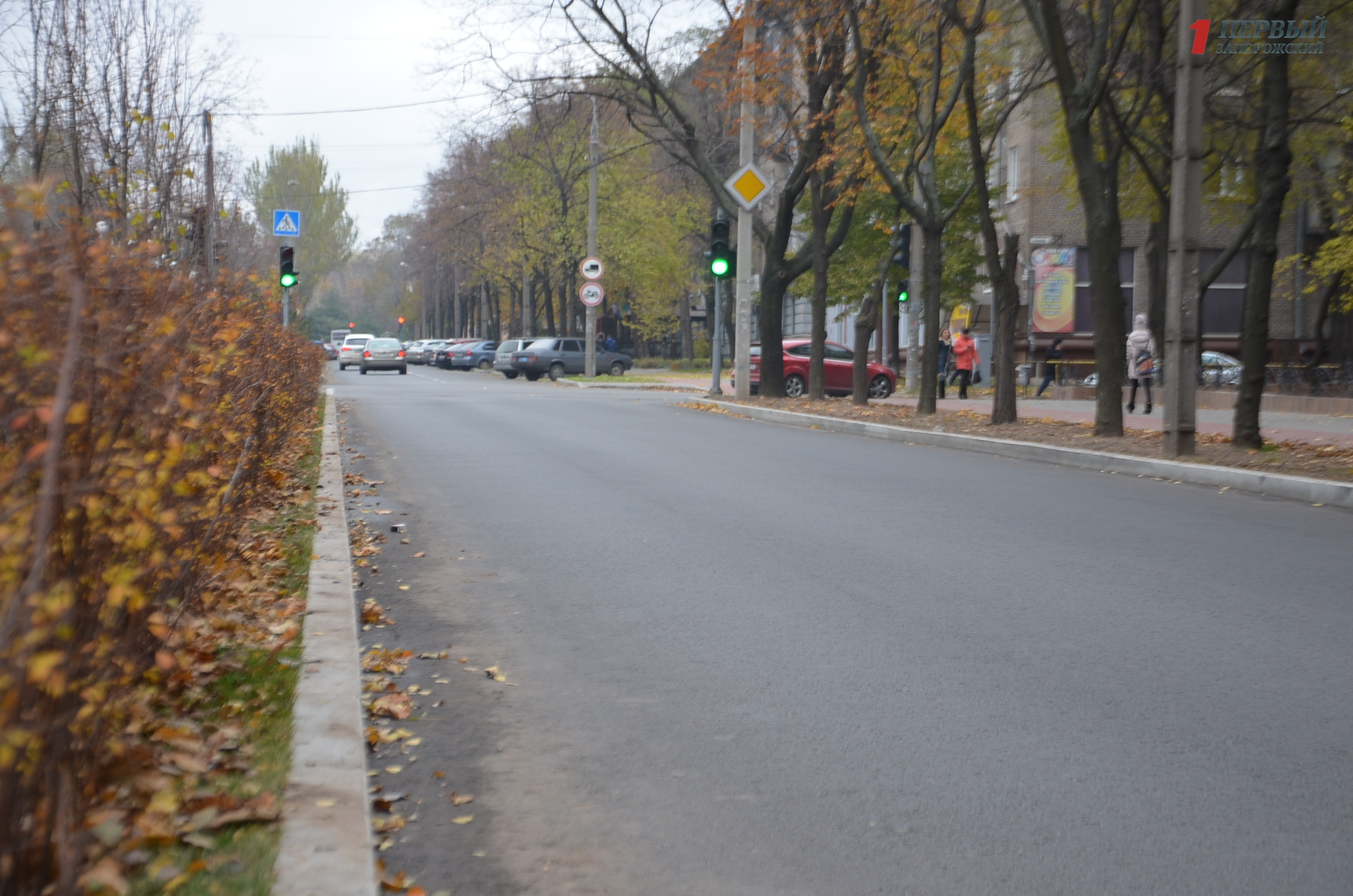 новая дорога на Маяковского
