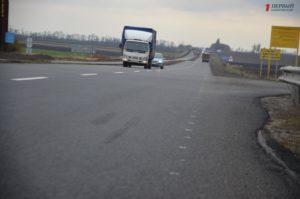 Запорожский губернатор проверил качество строительства дорог в области – ФОТО, ВИДЕО