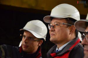 Запорожский губернатор рассказал, что его впечатлило во время экскурсии на