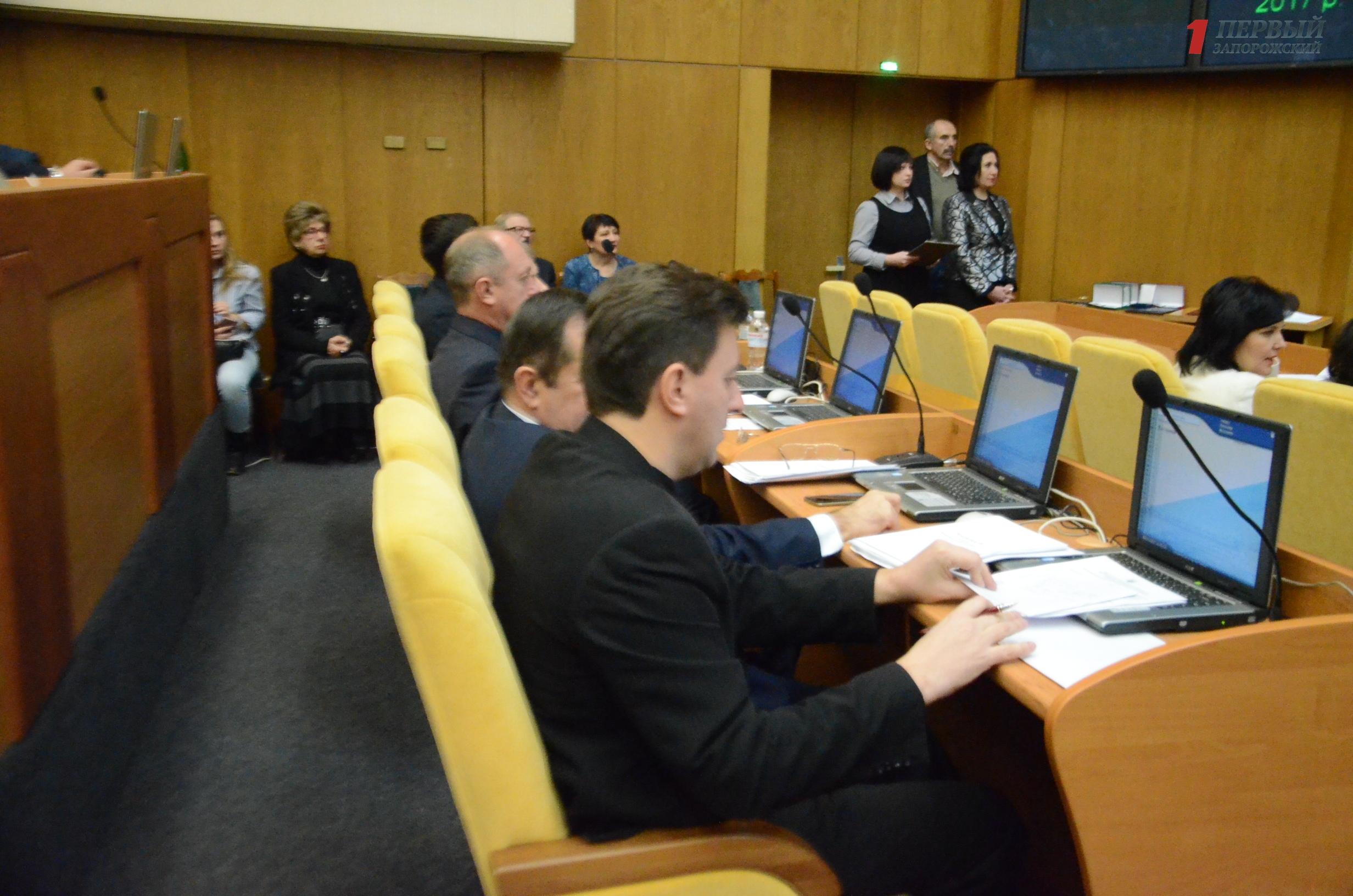 Запорожские депутаты дали «добро» выставить на аукцион два месторождения гранитов