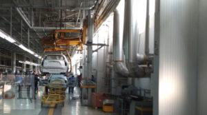 ЗАЗ практически прекратил выпуск новых автомобилей, но производит машинокомплекты для Египта