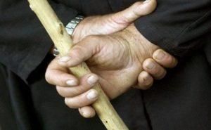 В Запорожской области мужчина до смерти забил жену палкой