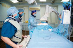 В Запорожской областной больнице вылечат женские заболевания при помощи ангиографа