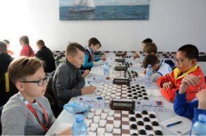 Запорожские шашисты завоевали призовые места на Молодежном Чемпионате Мира - ФОТО