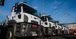 В Запорожской области закупят мусоровозов на 49 миллионов гривен