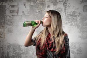 В Запорожье школьники пришли на занятия пьяными - ФОТО