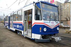 Вниманию запорожцев: с сегодняшнего дня временно изменится движение трамваев
