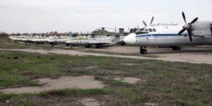 В Запорожской области восстановят заброшенный аэродром