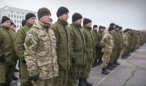 Запорожские офицеры отправились повышать квалификацию