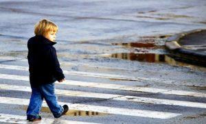 В Запорожье во время прогулки бабушка потеряла трехлетнего внука - ФОТО