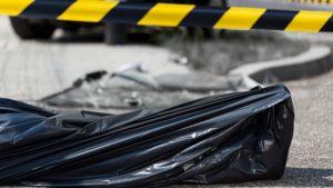 В Запорожской области на улице умер мужчина - ФОТО