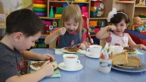 В запорожском детсаду дети подхватили кишечную инфекцию