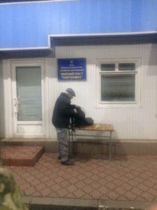 В Запорожской области российский архитектор напал с ножом на СБУшников