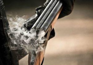 В Запорожской области застрелили мужчину: был объявлен план «Перехват»