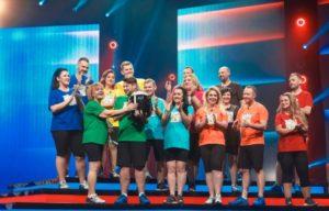 Семейная пара из Запорожья победила в популярном телешоу - ФОТО