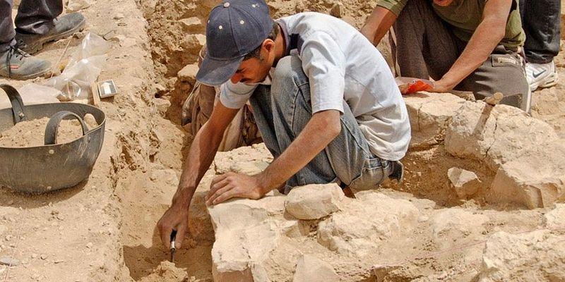 Археологи нашли древнеегипетское