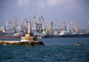 АМПУ заплатила за углубление Бердянского и Мариупольского портов 500 миллионов гривен