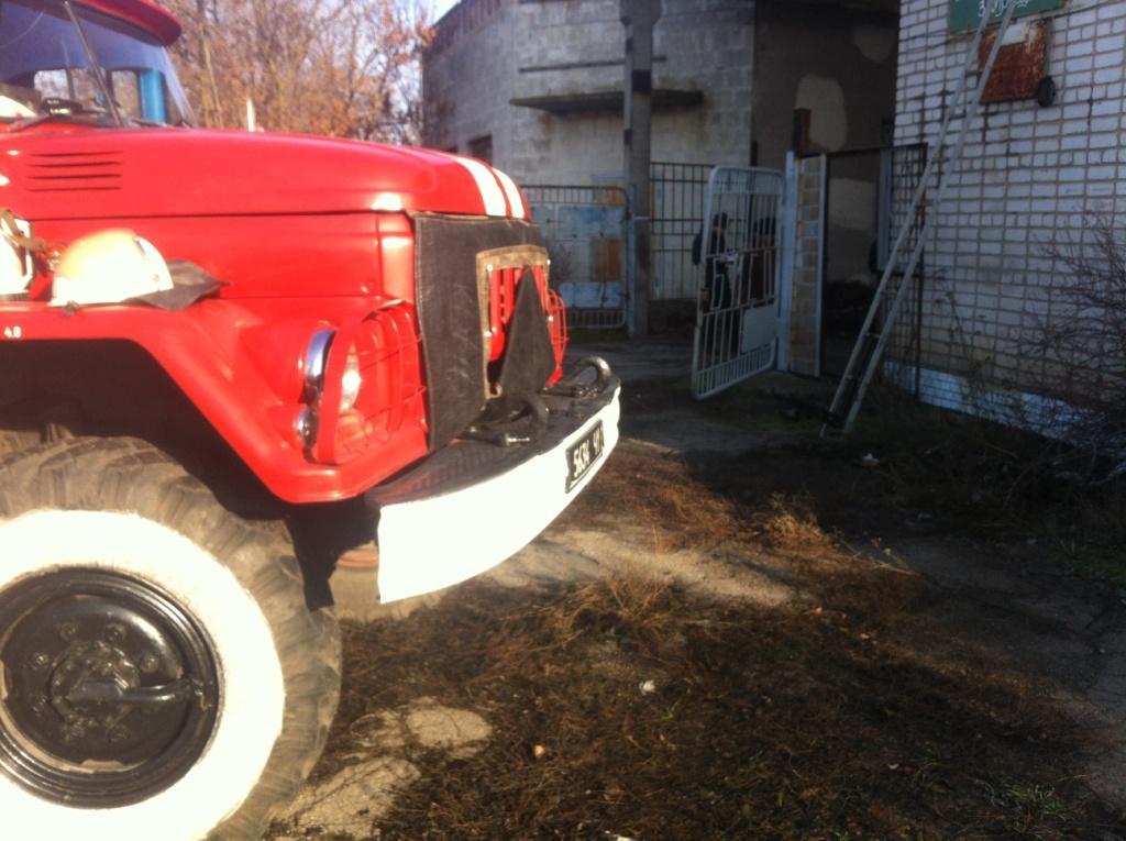 В Запорожской области на предприятии произошел пожар: есть погибшие - ФОТО