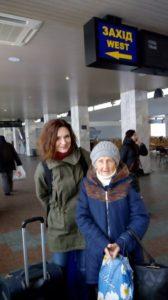 Спустя 72 года запорожанка отправилась в австрийский городок, в котором жила во время войны - ФОТО