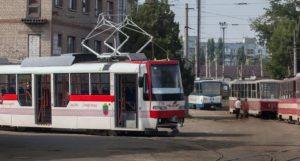 Сегодня на линию выйдет четвертый трамвай запорожской сборки