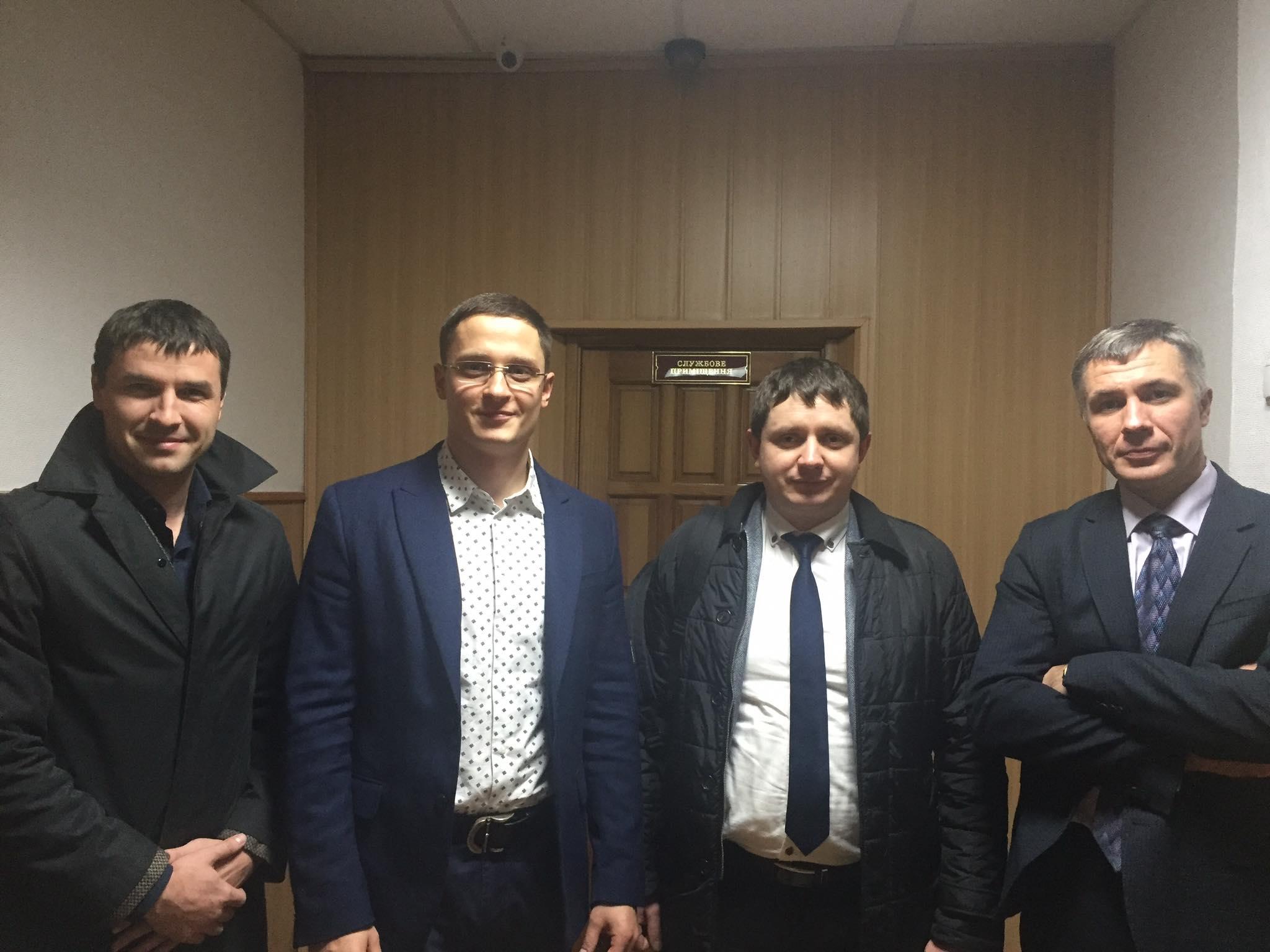 Суд решил не отстранять Владислава Марченко от должности заместителя главы Запорожского облсовета