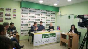 Запорожские депутаты от «Самопомощи» заявляют, что уголовное дело против Марченко – это «политические репрессии»