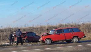 В Запорожской области произошла очередная авария с пострадавшими - ФОТО, ВИДЕО