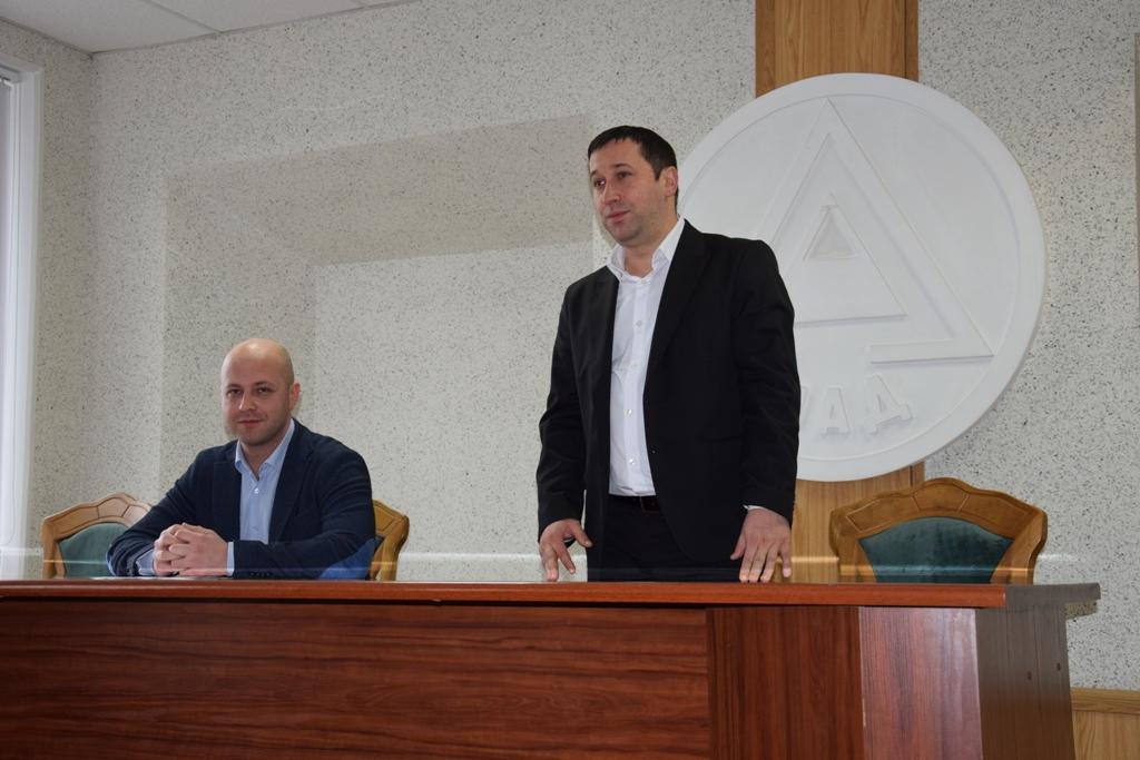 Экс-начальник КП «Основание» будет работать в руководстве Службы автодорог Запорожской области