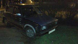 В Запорожье на пешеходном переходе пьяный водитель сбил женщину - ФОТО