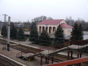 В Запорожской области могут закрыть популярную ж/д остановку