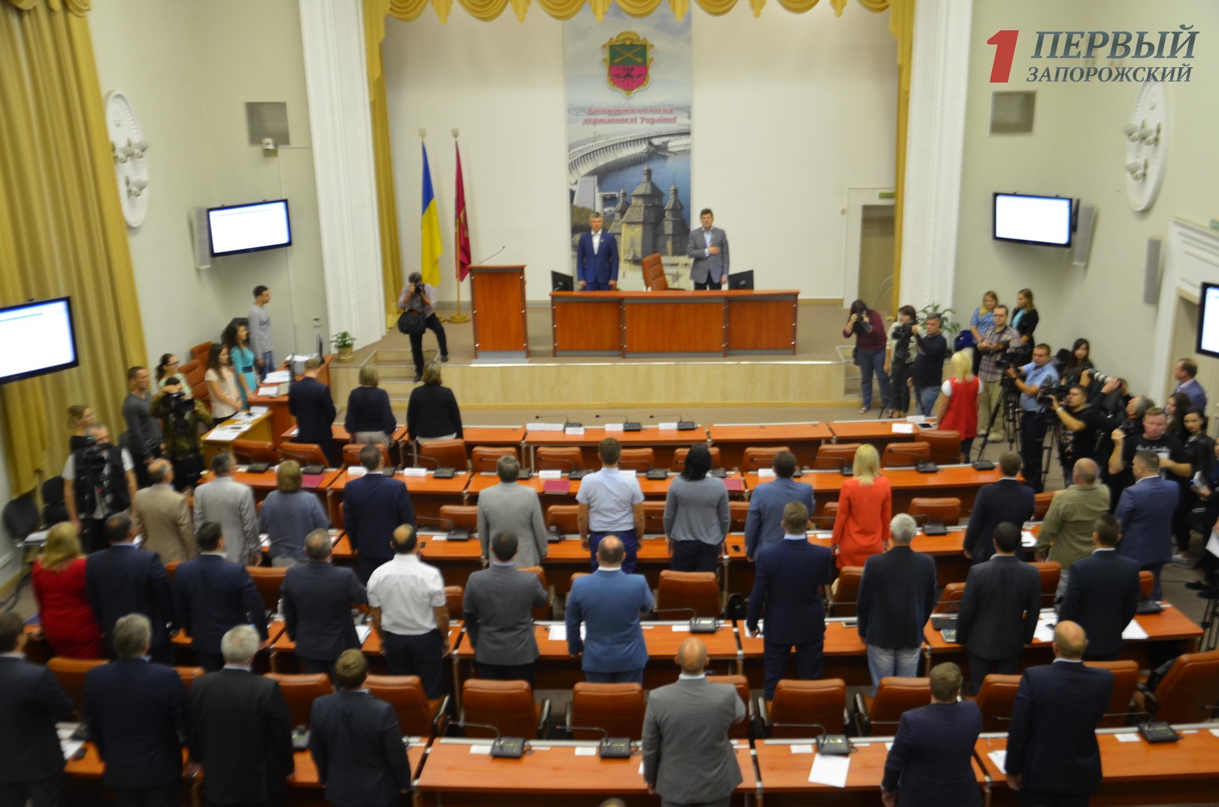 Владимир Буряк созывает депутатов на последнюю сессию этого года: какие вопросы будет рассматривать местная власть