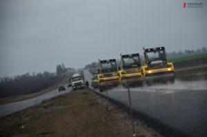 Госагентство передало более 500 дорог местного значения на баланс Запорожской облгосадминистрации