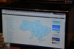 В Запорожье представили первую в Украине интерактивную карту-Google инклюзивных школ региона - ФОТО