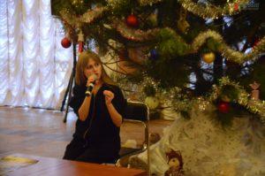 Katya Chilly поздравила запорожцев с наступающими новогодними праздниками - ФОТО