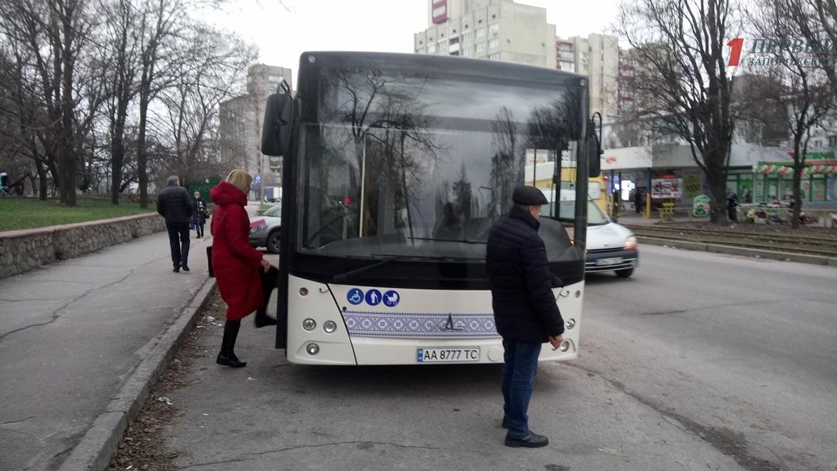 Как выглядят новые автобусы из Белоруссии за 20 миллионов гривен, которые уже завтра выйдут на улицы Запорожья - ФОТО