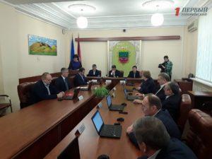 В Запорожье члены горисполкома утвердили инвестпрограмму «Мотор Сичи»