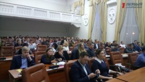 В Запорожье выбрали нового молодежного мэра - ФОТО