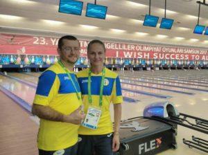 Запорожский спортсмен получил президентскую премию
