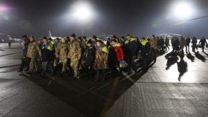 Из плена боевиков освободили троих бойцов из Запорожской области